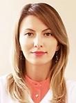 Милютина Марина Андреевна