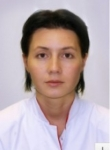 Моргоева Анна Сергеевна