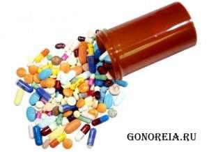 Лекарство от гонореи у мужчин