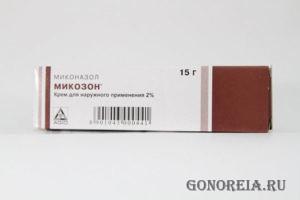 Микозон (крем)